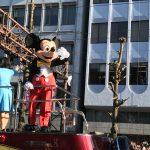 ディズニーパレードへ行く!